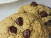 Cookies flocons d'avoine sans farine}