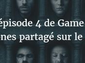 L'épisode scripts Game Thrones sont internet