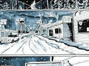 Winter Road Jeff Lemire l'alternative excellence.