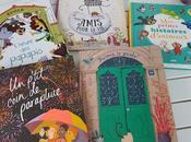 Feuilletage d'albums derniers L'heure papapis p'tit coin parapluie Suivez guide Amis pour petites histoires d'animaux