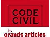 grands articles code civil réforme droit contrats