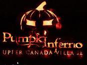 Pumpkinferno, festival citrouilles