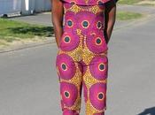 Mode africaine handmade Couture Wax, qualité fait-main