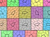n'existe pavages pentagonaux possibles