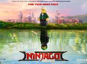 Charlie Bean, Paul Fisher Logan LEGO Ninjago film (The Movie)