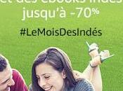#LeMoisDesIndés avec Amazon