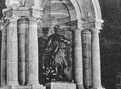 monument Louis pont Cornelius. nocturne. Cornelius Brücke night.