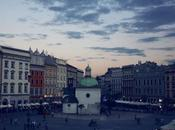 week-end Cracovie