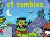 Monstres zombies Burnett Kirsteen Robson