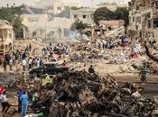 Mogadiscio parmi centaines tués, plusieurs volontaires Croissant-Rouge somalien