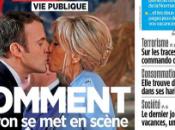 C'est Macron scène Parisien