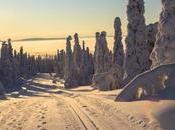 pays père noël Laponie