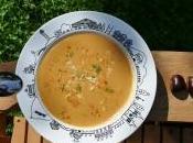 Soupe châtaigne, grand classique