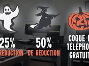 concours GoCustomized d'Octobre histoire d'Halloween