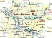 Automne dans Lot-et-Garonne