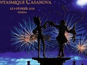 """Soirée """"Fantasmique Casanova"""" lors Carnaval Venise 2018"""