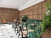 Parister hôtel, café salle sport, nouveau lieu hybride