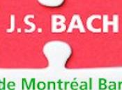 suite l'Intégrale Cantates Bach- avec Bande Montréal Baroque Motets, voix orgue Concerts Lachine