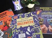 Feuilletage d'albums Spécial Halloween Activités pour petits Monsieur Madame fêtent Marionnettes doigts Monstres