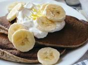 Pancakes Banane Sarrasin pour Sportifs