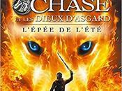 Magnus Chase L'épée l'été Rick Riordan