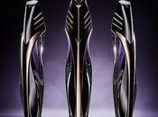 Anubis flacon parfum inspiré mythologie égyptienne