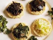 Méli-mélo Vegan choux recettes