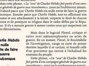 L'édito Riss (Charlie) propos Plenel