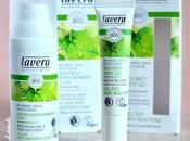 LAVERA )Lavera-té menthe deux produits pour peaux pourries
