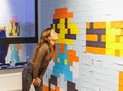 Villepinte recouvrent leur bureau Post-it® mode Super Mario