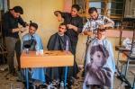 Vadim coiffeur kurde (Sartre Tokyo)