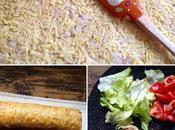 Recette roulé pommes terre jambon fromage