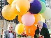 couple s'inspire Là-Haut pour leur anniversaire mariage