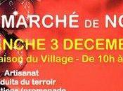 Marché Noël Montgeroult (95) dimanche décembre 2017