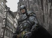 héros Batman intégrés décor Strasbourg