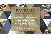 Découvrez stand Lippi 4F20 Hall nouveautés 2018 créateur français d'aménagements extérieurs (portails, clôtures, claustras, barreaudages…) Salon Paysalia 2017