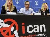 ICAN, Nobel prône monde dénucléarisé