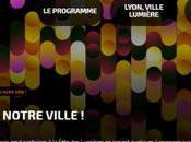 Fête lumières Lyon décembre 2017