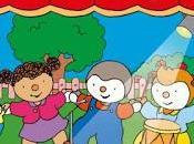 Viens chanter avec T'choupi spectacle interactif l'idole petits