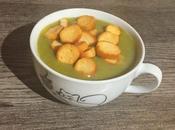 Velouté courgettes pommes terre (recette Companion)