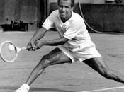 joueurs tennis opté pour coup droit deux mains