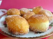 Petits beignets sucre