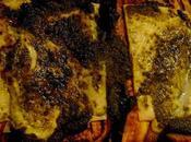 Lasagne d'aubergines pesto