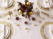 table blanche pour fêtes