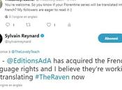 agendas: Découvrez prochainement saga Florentine Sylvain Reynard