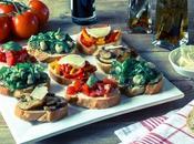 bonnes idées tartines végétariennes