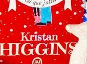 C'est j'attendais Edition Luxe Kristan Higgins