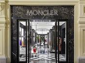 Moncler cree piece speciale pour celebrer l'ouverture nouvelle boutique moscou
