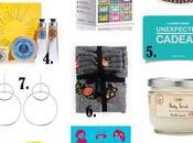 sélection cadeaux Noël pour femmes centre Temps