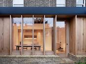 extension bois pour maison années centre Londres